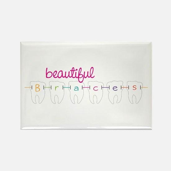 Beautiful Braces Magnets