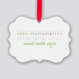 Smile With Style Ornament