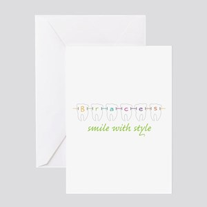 Smile With Style Greeting Cards