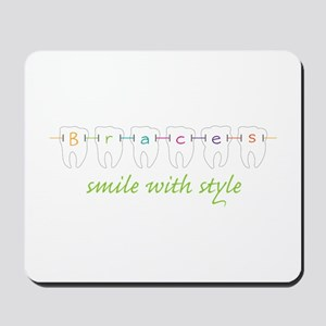Smile With Style Mousepad