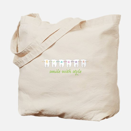 Smile With Style Tote Bag