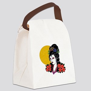 IN THE LIGHT Canvas Lunch Bag
