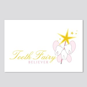 Tooth Fairy Seliever Postcards (Package of 8)