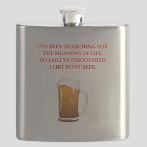 root beer Flask