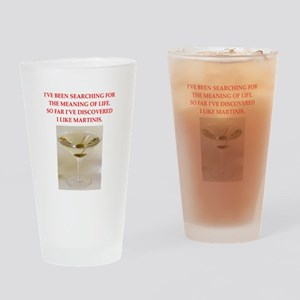 martini Drinking Glass