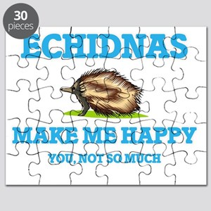 Echidnas Make Me Happy Puzzle