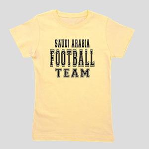 Saudi Arabia Football Team Girl's Tee
