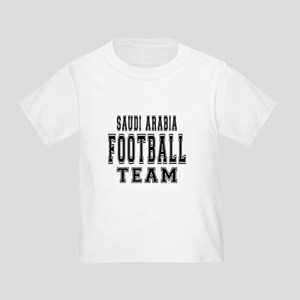 Saudi Arabia Football Team Toddler T-Shirt