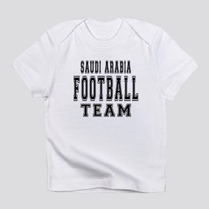 Saudi Arabia Football Team Infant T-Shirt