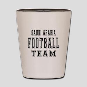 Saudi Arabia Football Team Shot Glass