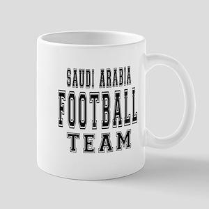 Saudi Arabia Football Team Mug