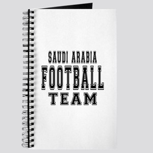 Saudi Arabia Football Team Journal