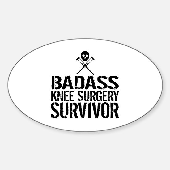 Unique Survivors Sticker (Oval)