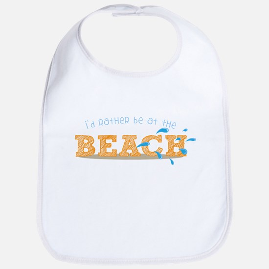 I'd rather be at the Beach Bib