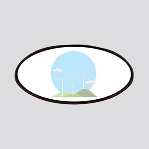 Wind Power Patches