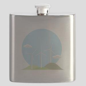 Wind Power Flask