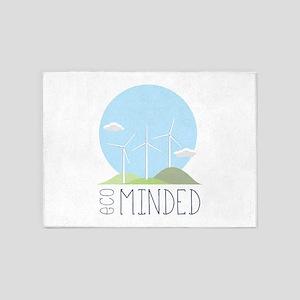 Eco Minded 5'x7'Area Rug