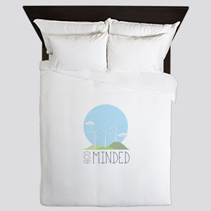 Eco Minded Queen Duvet
