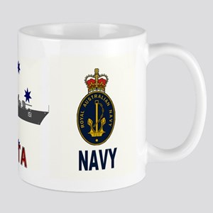 HMAS Arunta Mug