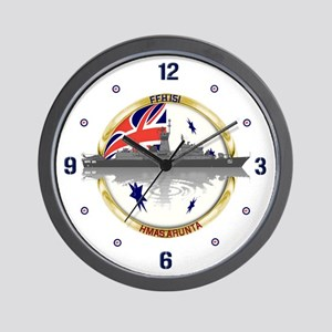 HMAS Arunta Wall Clock
