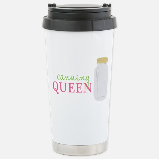 Canning Queen Travel Mug