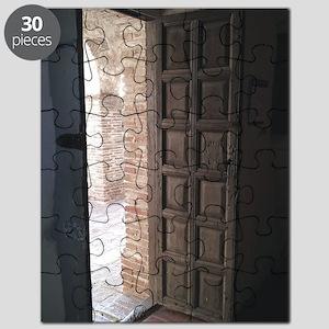 Old San Juan Capistrano Door Puzzle