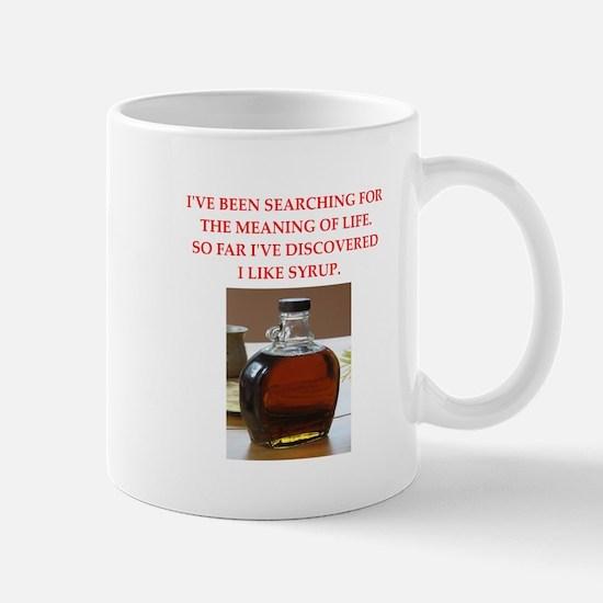 syrup Mugs