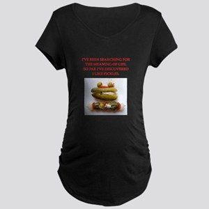 pickles Maternity T-Shirt