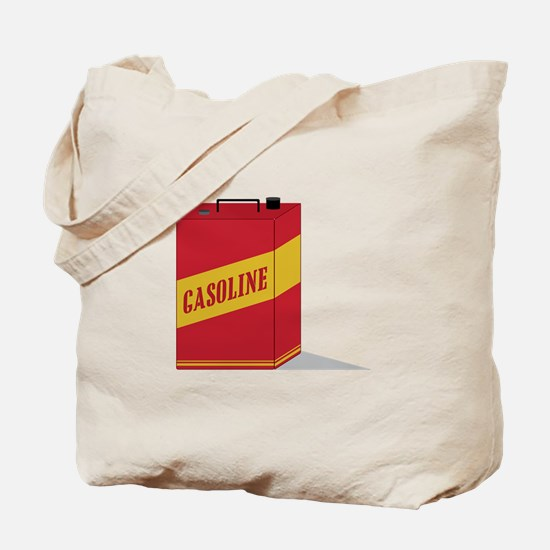 Gasoline Tote Bag