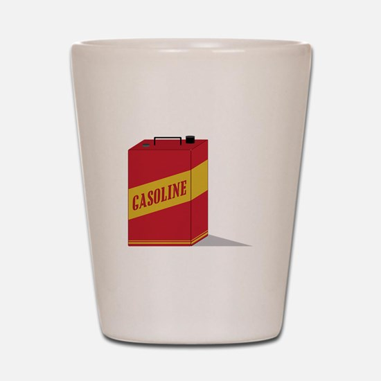 Gasoline Shot Glass