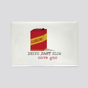 Drive Slow Save Gas Magnets