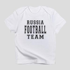 Russia Football Team Infant T-Shirt