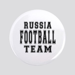 "Russia Football Team 3.5"" Button"