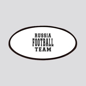 Russia Football Team Patches