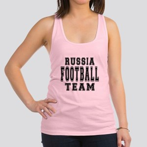 Russia Football Team Racerback Tank Top