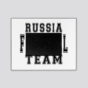 Russia Football Team Picture Frame