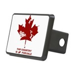 Canada, this country is not for sale Rectangular H