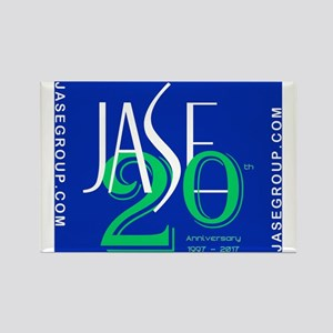 Jase - Rectangle Magnet Magnets