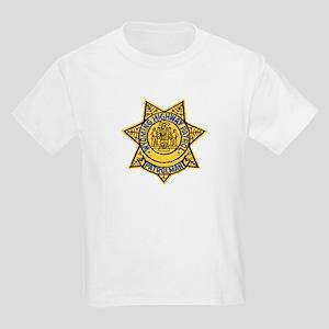 Wyoming Highway Patrol Kids Light T-Shirt