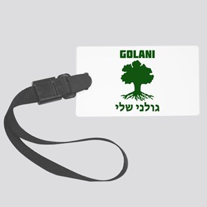 Israel Defense Forces - Golani Sheli Luggage Tag