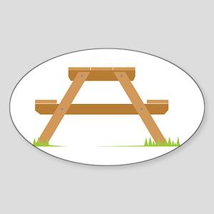 Picnic Table Sticker