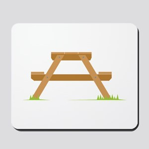Picnic Table Mousepad