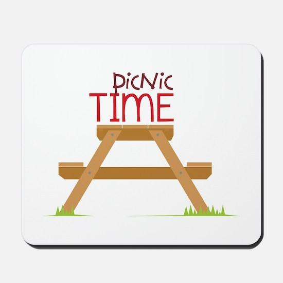 Picnic Time Mousepad