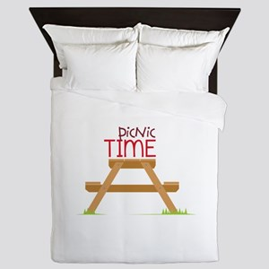 Picnic Time Queen Duvet