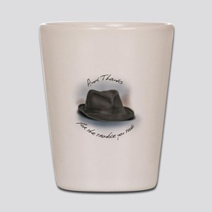 Hat for Leonard 1 Shot Glass