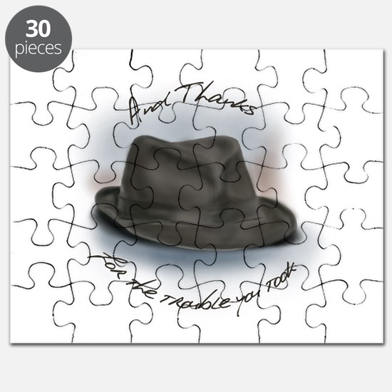 Hat for Leonard 1 Puzzle