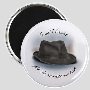 Hat for Leonard 1 Magnet