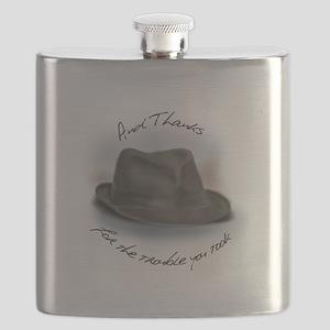 Hat for Leonard 1 Flask
