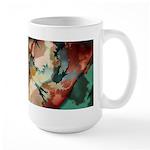Amazing Artistry Fractal Large Mug