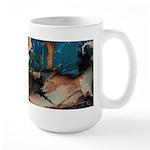 Fantastic Fractals Large Mug